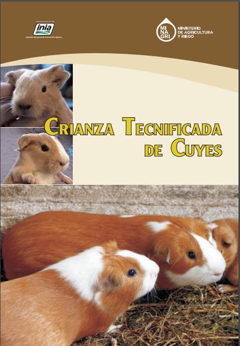 Crianza Tecnificada de Cuyes . pdf Gratis