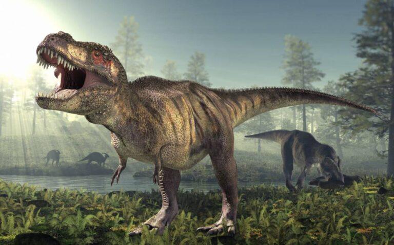 Tiranousaurio Rex