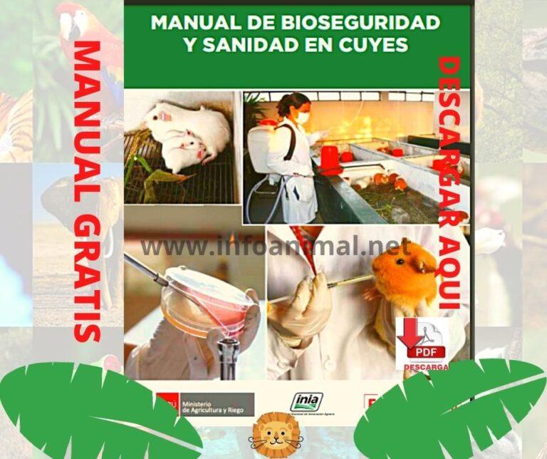 Manual de Bioseguridad en cuyes. pdf GRATIS